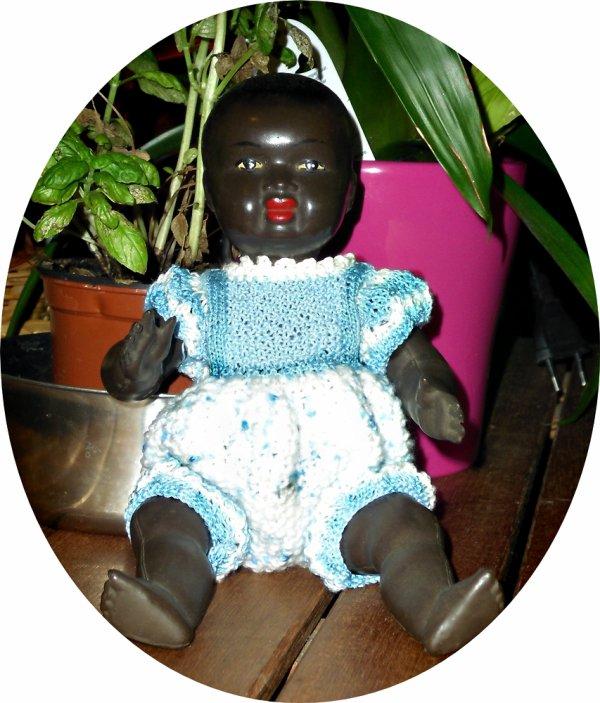 Baigneur Noir ? un joli cadeau Monde Magique