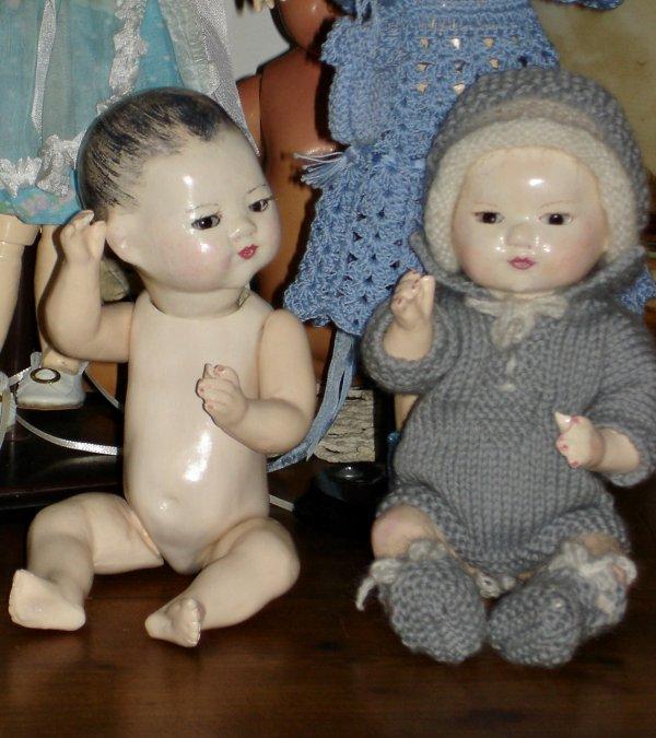 Bambino Petit Frère de Bleuette à la vente