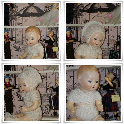 Bambino Petit Frère de Bleuette Adopté