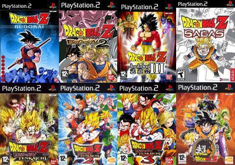 Ball Z Infinite World est le dernier jeux DBZ à être sortie sur PS2